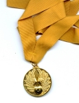 confraternity of the message medal